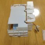 三菱の冷蔵庫の製氷機の取り外し方を動画にしてみました