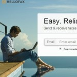 【HelloFax】FAXを持っていなくても誰でも無料でFAX送信できるサービス