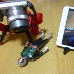 NEX-5Rをタブレットでリモート操作するスマートリモコンを使ってみた