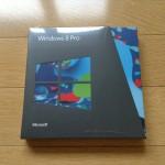 メインの自作機をSSD快速仕様のWindows8 Proにするために準備したもの