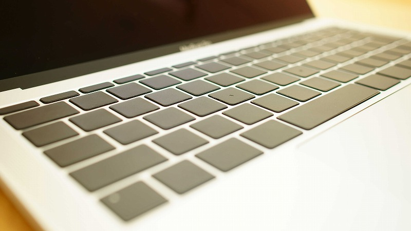 MacBookPro キーボードがダメ