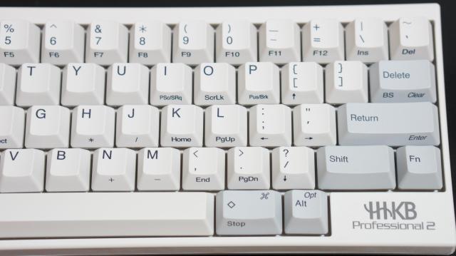 HHKB Professional2 キーボード右側