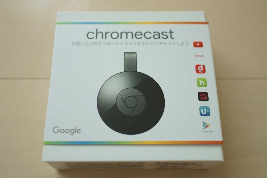 Chromecast外観