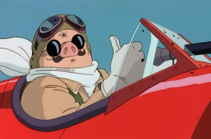 飛ばない豚はただの豚
