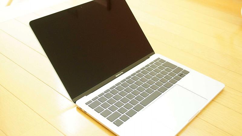 MacbookPro 無刻印
