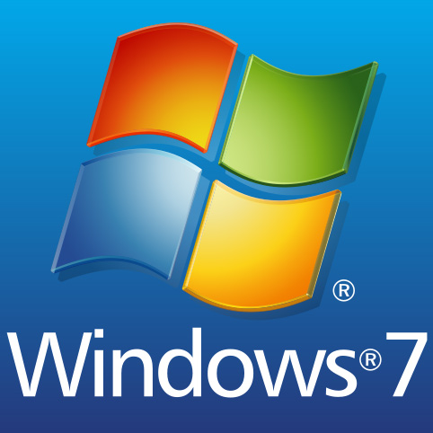 windows7 ロゴ